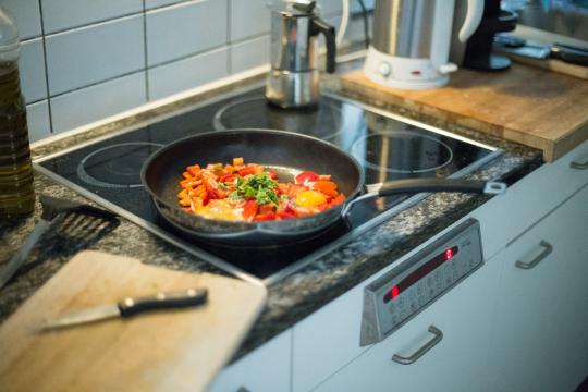 Huishoudelijk koken